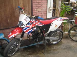 Jikko Yamaha 250cc