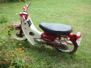 Classic Honda Dream