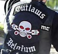 Outlaws-MC   One Handed Bikers